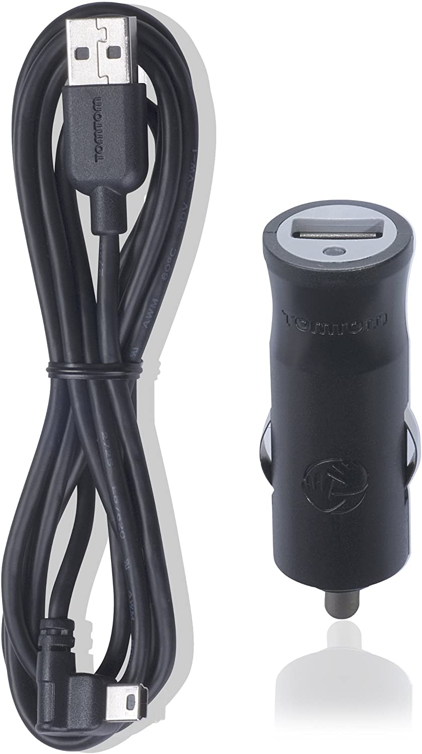 CARICABATTERIE TOM TOM USB CHARGER